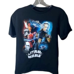 STAR WARS- Return of the Jedi Graphic Tee
